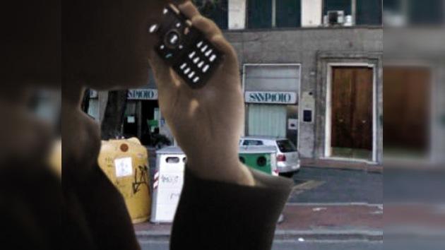 Una llamada de disculpas costó la libertad a un atracador en Génova
