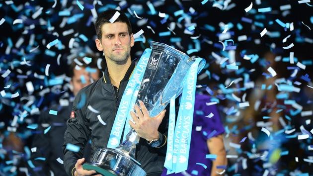 Novak Djokovic se consagra en Londres 'maestro' 2012