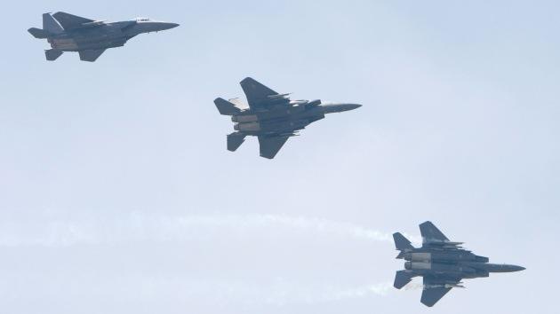 Aviones de combate surcoreanos participarán en ejercicios militares en EE.UU.
