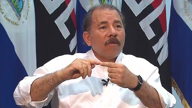 Entrevista completa de Daniel Ortega, presidente de Nicaragua, en exclusiva con RT