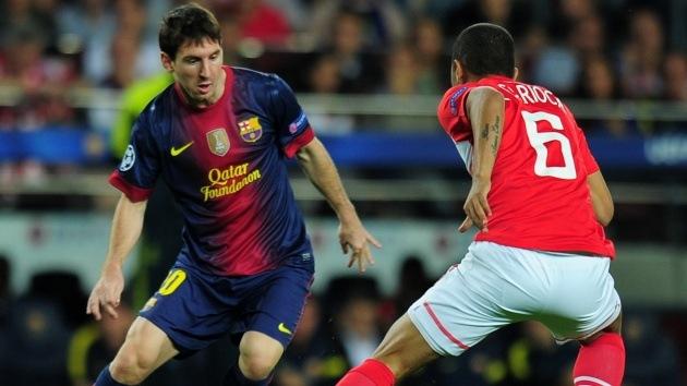 El FC Barcelona inicia con pie derecho su camino hacia el quinto título en la Liga de Campeones