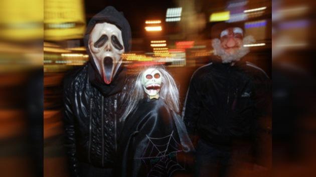 Halloween en Rusia: tanto en la tierra, como en el cielo