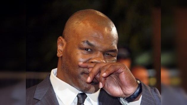 Tyson embarazó a una empleada de la cárcel donde cumplía una condena