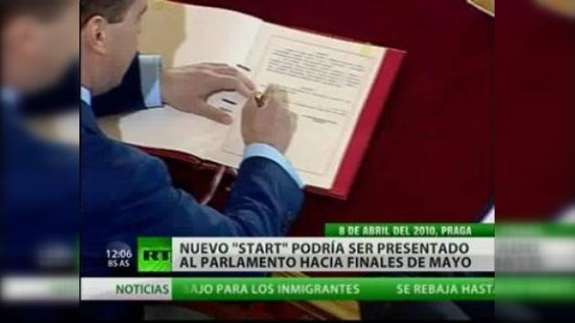 La ratificación del START, cada vez más cerca