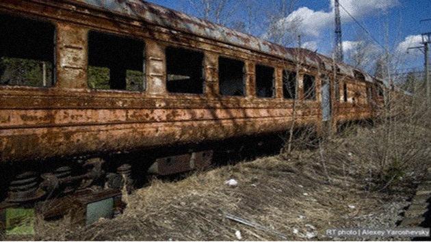 27 aniversario de la explosión de Chernóbyl
