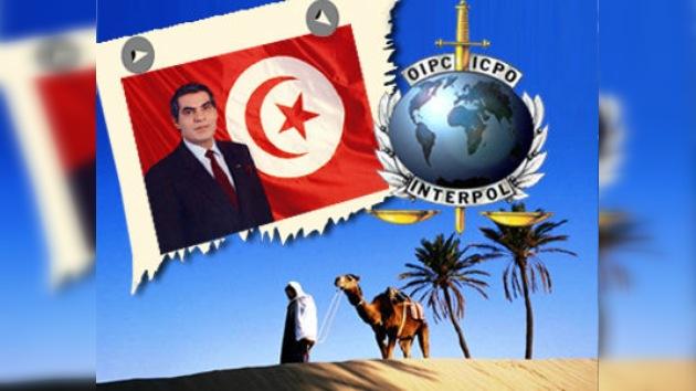 Túnez pide a la INTERPOL que ayude en arresto del expresidente del país