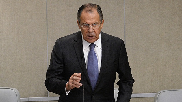 Lavrov: Los nacionalistas en Kiev quieren eliminar todo lo ruso de la historia de Ucrania