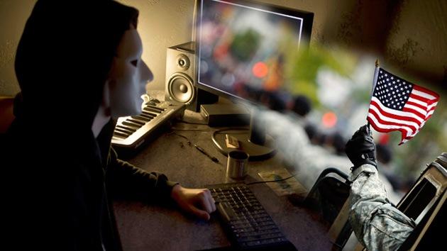 'Hackers' sirios atacan el portal del Mando Central de EE.UU. y prometen publicar datos