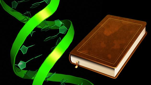 'Imprimen' un libro en una molécula de ADN