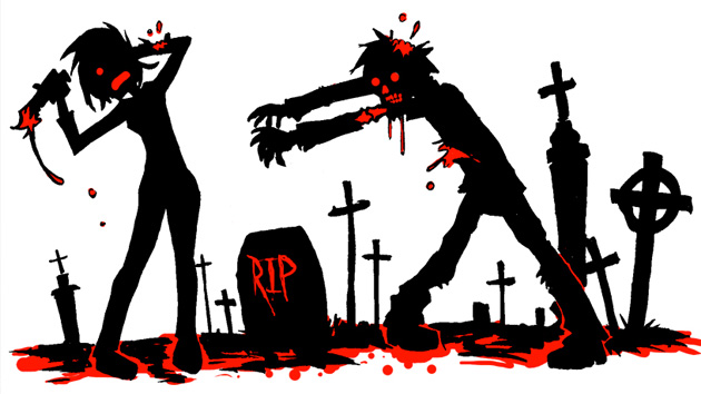 """Departamento de Seguridad Nacional de EE.UU.: """"¡Los zombis están llegando!"""""""