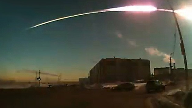 Rusia podría saber detectar meteoritos peligrosos antes de 2030
