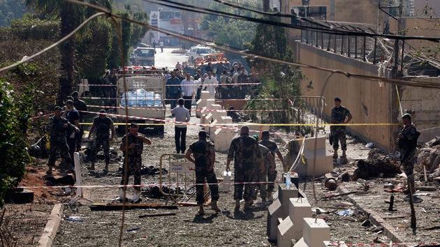 Experto: Las explosiones en la embajada de Irán son un mensaje de Arabia Saudita