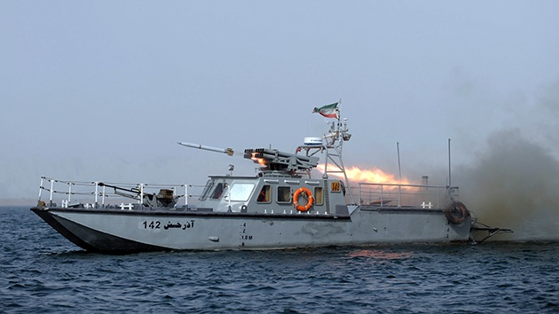 Irán prueba con éxito sus nuevos misiles