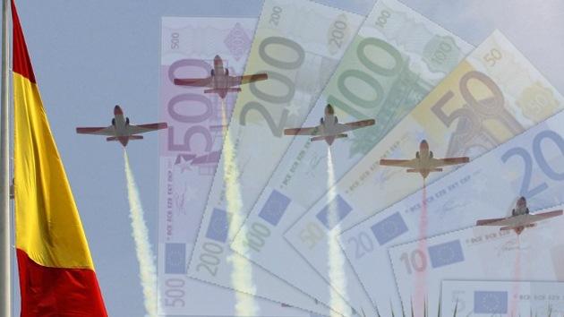 Las tijeras del Gobierno no llegan al Ejército: el gasto militar español dobla lo anunciado