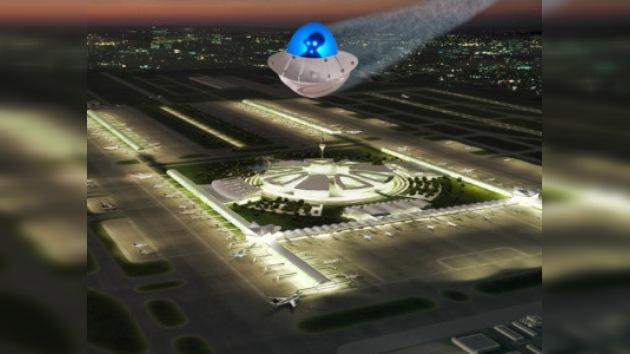 OVNI paralizó trabajo de aeropuerto chino