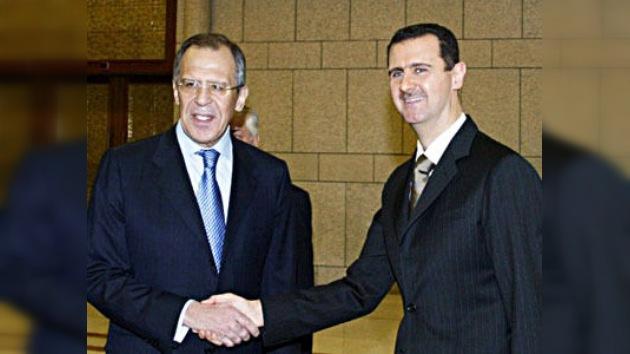 Assad, dispuesto a iniciar un diálogo en Moscú con la oposición