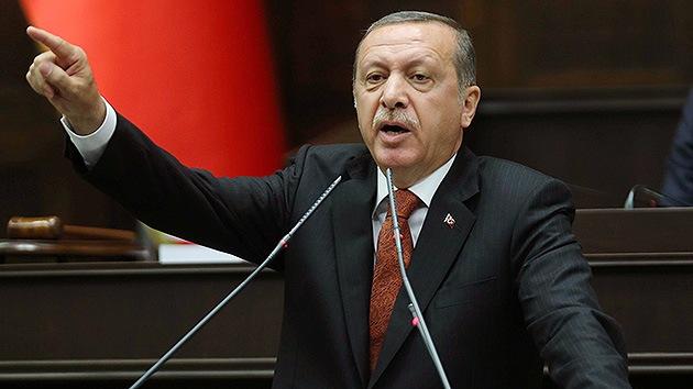 """Erdogan: """"¿Cuál es la diferencia entre las acciones de Israel y las de Hitler?"""""""