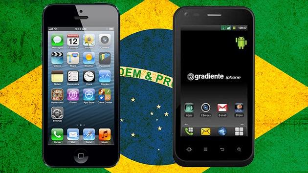 Apple pierde los derechos exclusivos de la marca iPhone en Brasil