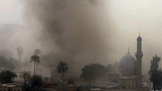 La explosión de un coche bomba en Iraq deja decenas de muertos