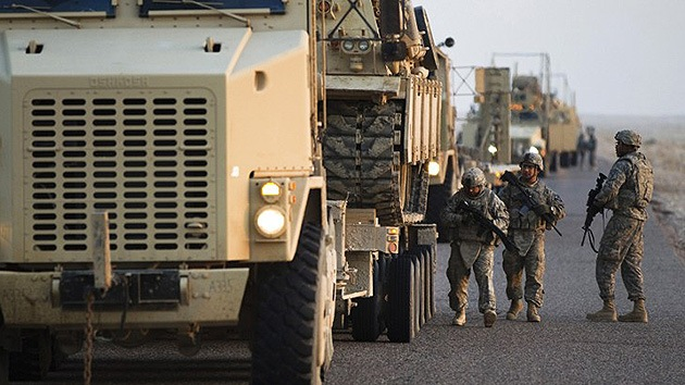 """Funcionario iraquí: """"EE.UU. enviará 13.000 tropas más a Irak en los próximos días"""""""
