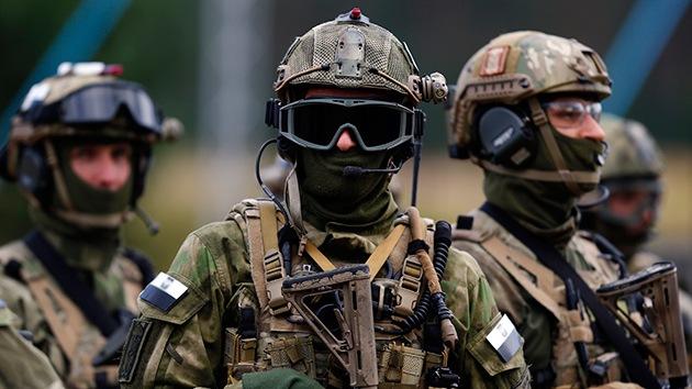 """Ejercicios de la OTAN en Ucrania """"en nombre de la paz"""" que podrían desatar una guerra"""