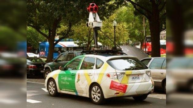 Google espió a usuarios de WiFi mientras fotografiaba calles para sus mapas