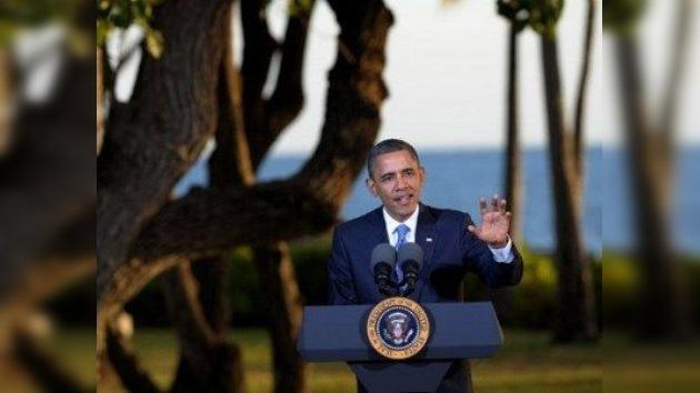 Revisión de la reforma sanitaria de EE. UU. tendría como fin dañar la imagen de Obama