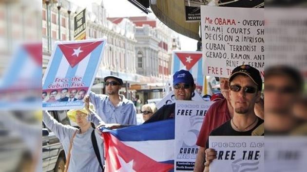 EE. UU. dice que no canjeará a ningúno del grupo de 'Los Cinco'