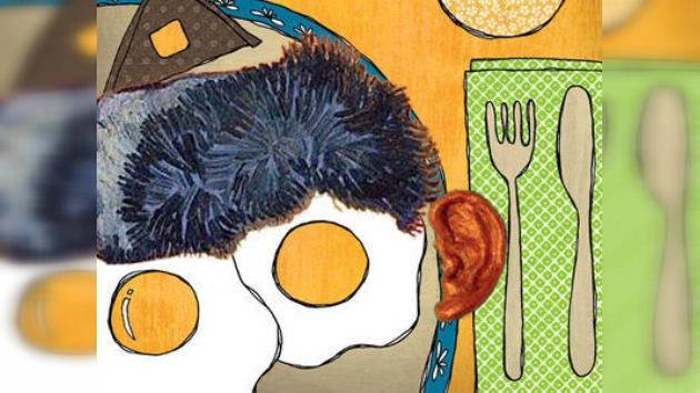 Van Gogh para el desayuno