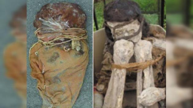 Chile recupera dos de las momias precolombinas más antiguas del mundo