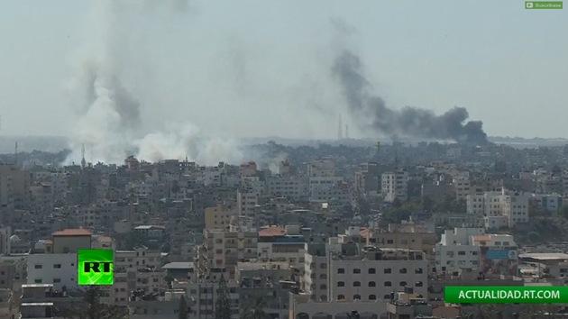 Israel reanuda sus ataques contra la Franja de Gaza
