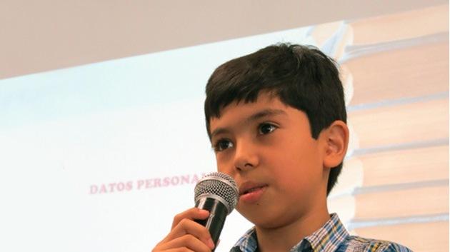 Niño-genio mexicano lucha por obtener dinero y documentos para ingresar en Harvard