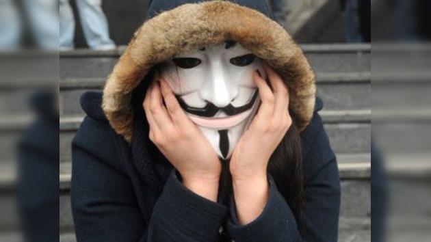 Anonymous niega su vinculación con la caída temporal de Facebook