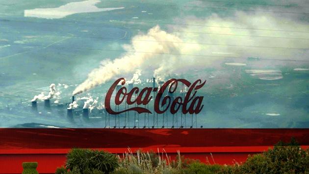 El lado oscuro de Coca-Cola: Conozca las 10 empresas que producen más gases que toda Escandinavia