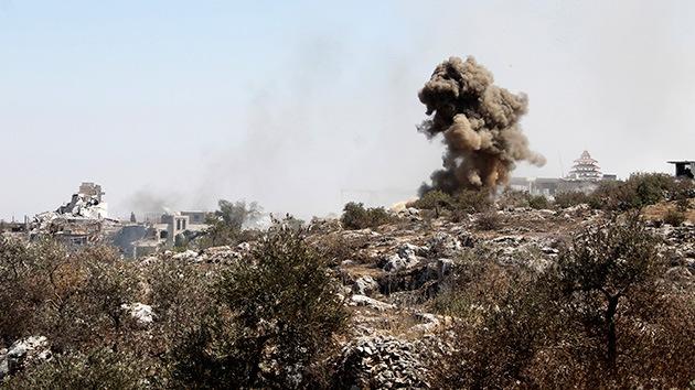 Medios: Israel ataca la base de Siria en Latakia