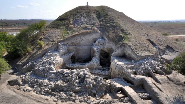 Hallan en Bulgaria los restos de la ciudad más antigua de Europa