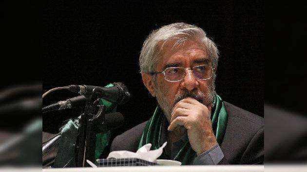 Ataque a Musaui, líder de la oposición iraní
