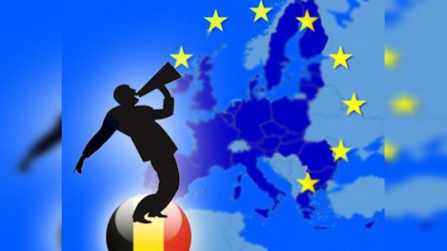 Bélgica sin Gobierno asume la Presidencia de turno de la UE