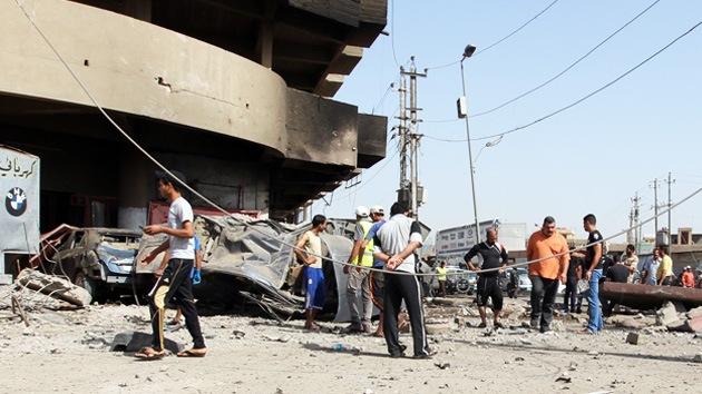 Bagdad y varias provincias de Irak sufren una ola de atentados