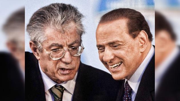 Berlusconi se impone en las elecciones de Italia