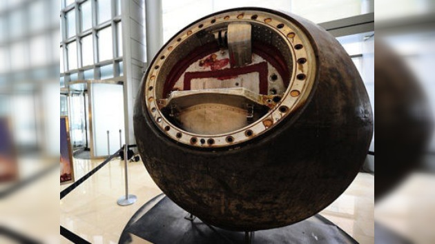 Venden una cápsula espacial soviética por 2,9 millones de dólares