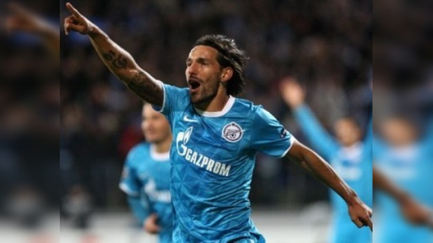 Champions League: Zenit y Shakhtar protagonizan un choque de campeones