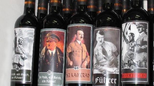 La imagen de Hitler en la etiqueta de vinos italianos ofende a turistas judíos