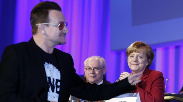 U2 no descarta grabar un disco de flamenco para promover España entre los europeos