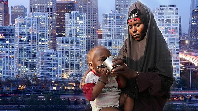 La guerra entre ricos y pobres: gana el más fuerte