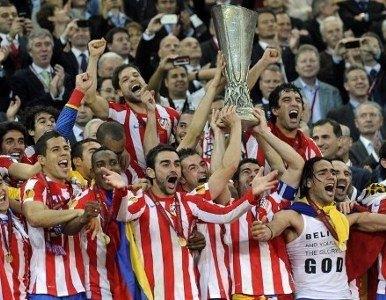 El Atlético de Simeone se lleva la Liga Europa
