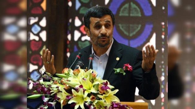 Ahmadineyad quiere una conversación cara a cara con Obama