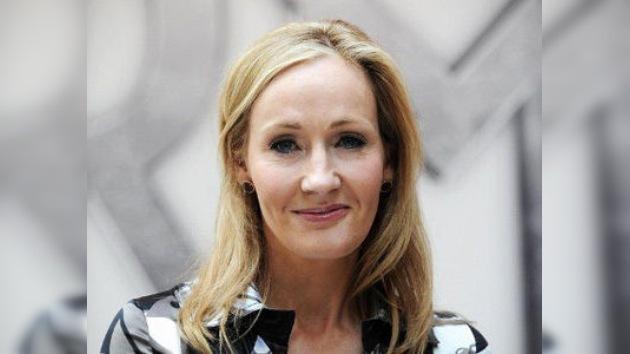 """La autora de 'Harry Potter' ahora busca lectores """"adultos"""""""