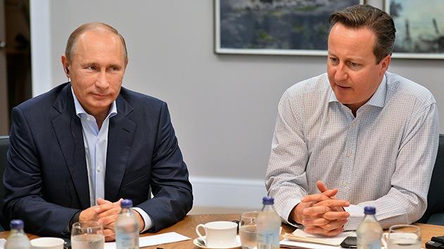 Londres acuerda la compra de gas natural a Rusia pese a las sanciones por Crimea
