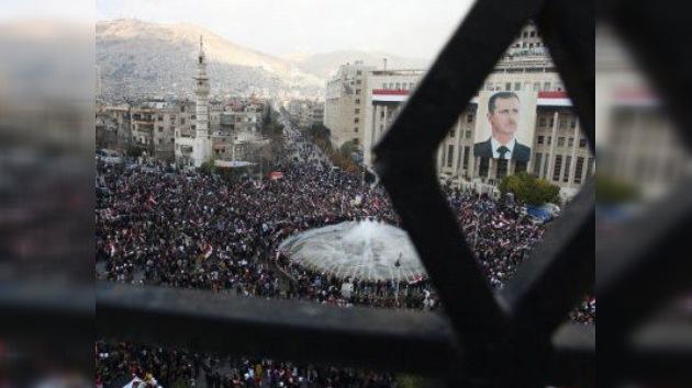 """Rusia no suavizará su posición sobre Siria: el proyecto de resolución aún está """"verde"""""""